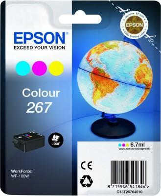 Epson atrament WF-100W colour