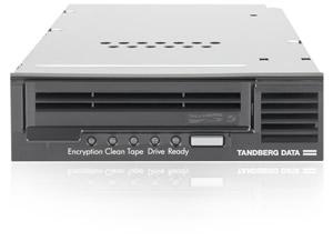 Tandberg LTO-6 HH - External drive kit, black, SAS