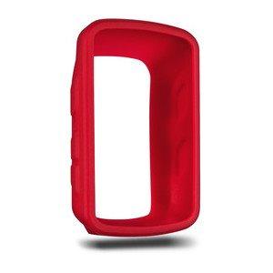 Puzdro ochranné - silikón, cervená, EDGE 520