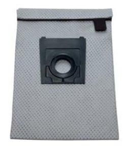 BOSCH_textilný trvalý filter, ktorý môže byť po vyprázdnení opäť použitý