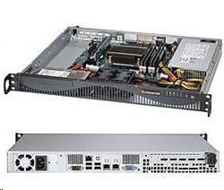 SupermicroServer SYS-5038D-FN4Tmini1U server 1x FCBGA1667 Xeon D-1540, 4x DDR3 ECC , 2x Fix SATA (3,5