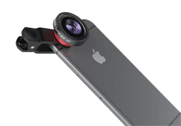 Cygnett GoCapture univerzálna šošovka na smartfóny pre širokouhlé snímky