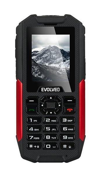 EVOLVEO StrongPhone X3, vodotesný odolný Dual SIM telefón
