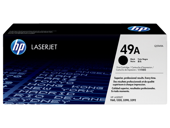 HP Toner Cartridge for HP LaserJet 1320/1160 (appx. 2500 p.)