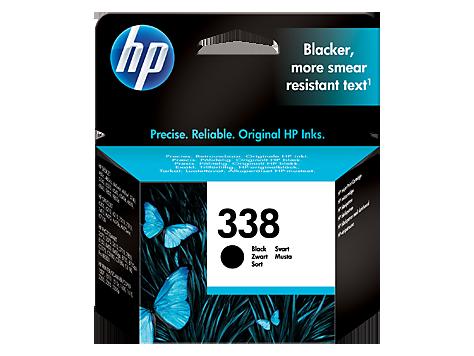 HP No. 338 Black Inkjet Print Cartridge (11ml)