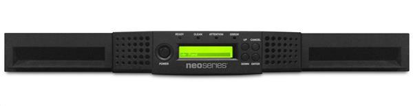 Tandberg NEOs StorageLoader 8 Slots - LTO-6 SAS max 50TB