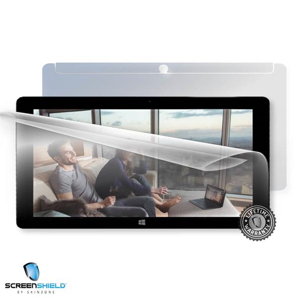 ScreenShield Kiano Intelect X1 FHD - Film for display + body protection