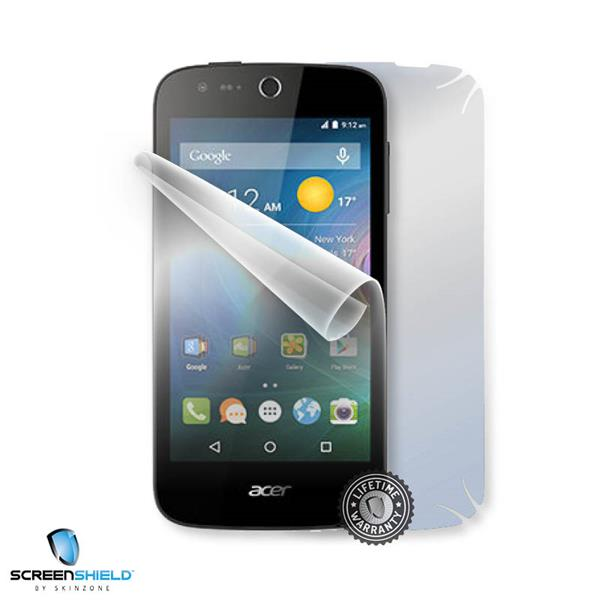 ScreenShield Acer Liquid Z330 - Film for display + body protection