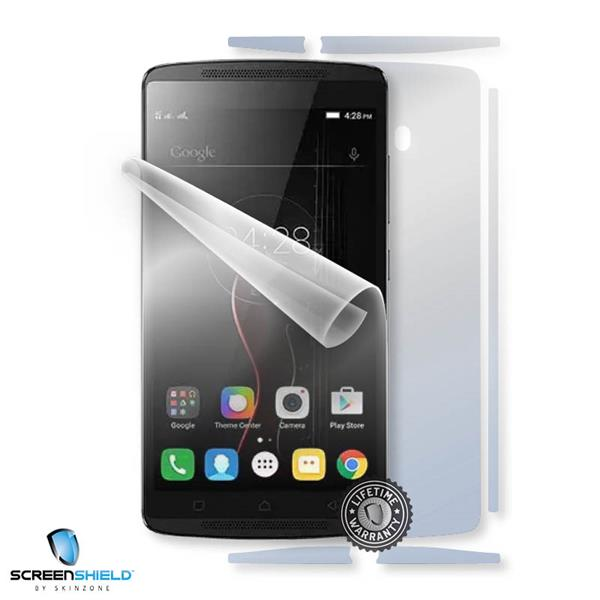 ScreenShield Lenovo A7010 - Film for display + body protection
