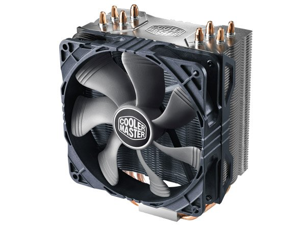 CoolerMaster chladič CPU Hyper 212X, 120mm fan, soc.2011, 1366/1156/1155/1150/1151/775/FM2+/FM1/AM3+/AM2+