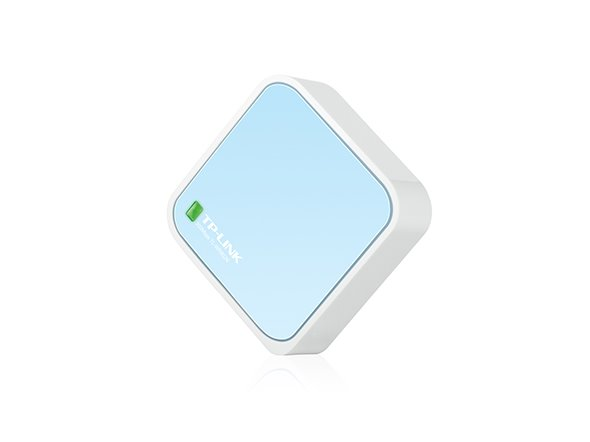 TP-LINK TL-WR802N 300Mbps Wireless N Mini Pocket AP Router, Qualcomm, 2T2R, 2.4GHz, 802.11b/g/n, 1 Ethernet Port, 1 Micr