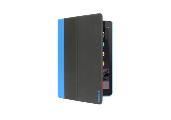 Cygnett TekShell, štíhly obal/stojan pre iPad Pro, 12,9´´, čierno/modrý