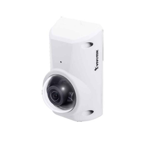 VIVOTEK CC8370-HV IP kamera (2048*1536 - 30 sn/s, 1,6mm (180°), Mikrofon, PoE,