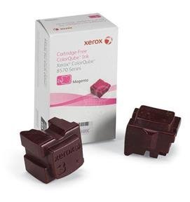 XEROX COLORQUBE INK MAGENTA, COLORQUBE 8570/ 8580 (2 STICKS), DMO