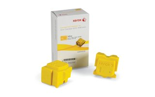 XEROX COLORQUBE INK YELLOW, COLORQUBE 8570/ 8580 (2 STICKS), DMO