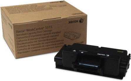 XEROX BLACK STANDARD CAPACITY TONER CARTRIDGE, WORKCENTRE 3315