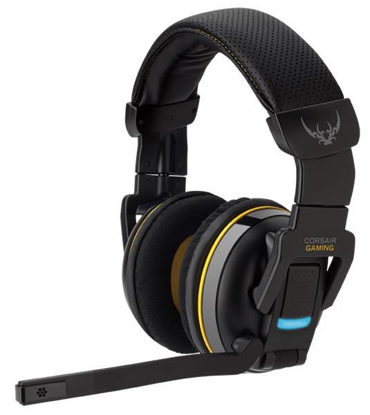 Corsair bezdrátová herná sluchátka s mikrofonem H2100 (EU Version) Dolby 7.1
