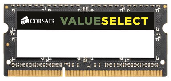 Corsair 2GB 1333MHz DDR3 SODIMM (pro NTB)