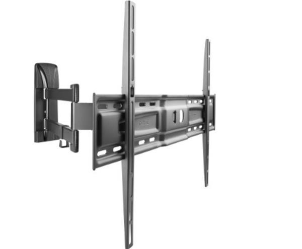 Meliconi SLIM STYLE 600 SDR VESA 600 Dbl. Rot. Tilt & Turn Mnt. for 50