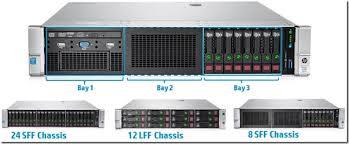 HP ProLiant DL380 G9 E5-2630v4 1x16GB-R P440ar/2G 8SFF 500W PS Base Server 3-3-3