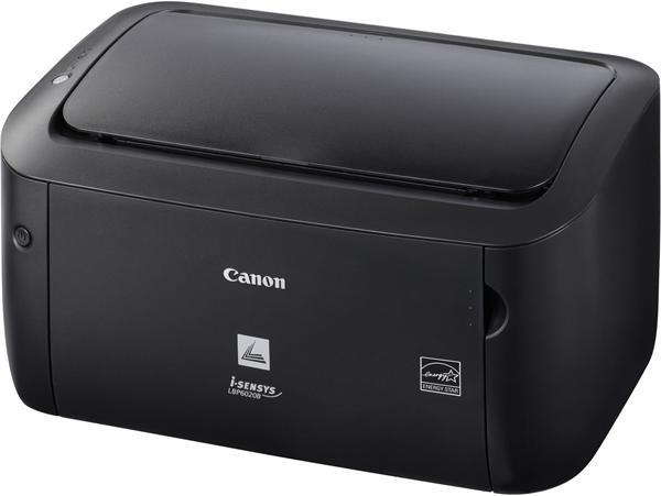 Canon LBP6030 Laserová tlačiareň Black