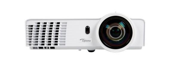 Optoma W303ST DLP Projector - Full 3D - New