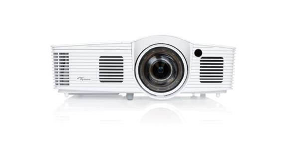 Optoma GT1080e DLP Projector (Short Throw) - Full 3D - New