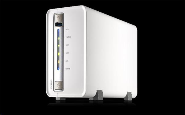 QNAP™ TS-251C-EU 2 Bay NAS,Intel® Celeron® 2.41GHz, 1GB DDR3L RAM, EU Edition