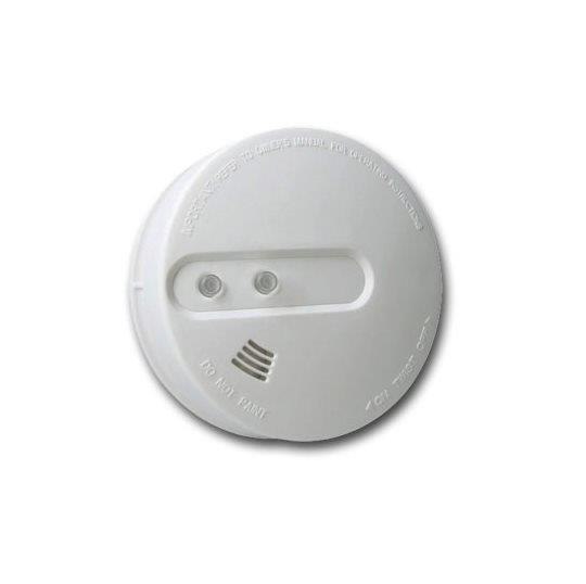 EVOLVE bezdrôtový detektor dymu a teploty pre GSM Alarmex a Sonix