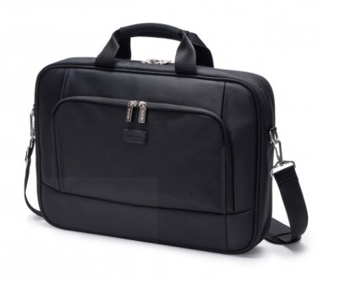 DICOTA_Top Traveller BASE 14-15.6, Lightweight notebook case with protective function and storage space