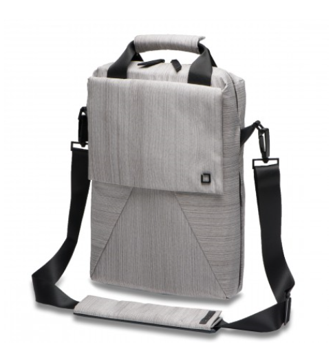 DICOTA_Code Sling 13, Stylish bag for tablet and notebook grey