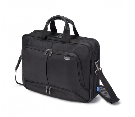DICOTA_Top Traveller PRO 12-14.1, Professional bag with refined functionaly