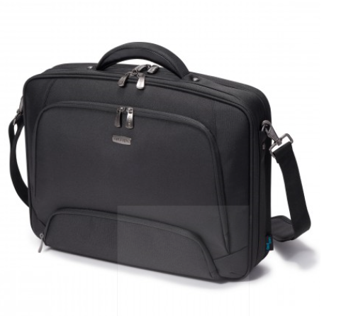 DICOTA_Multi PRO 11-14.1, Professional bag with tried and tested functionality black