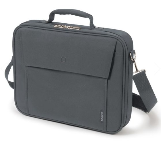 DICOTA_Multi BASE 14-15.6, Lightweight notebook case with protection function grey
