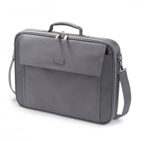 DICOTA_Multi BASE 11-13.3, Lightweight notebook case with protection function grey