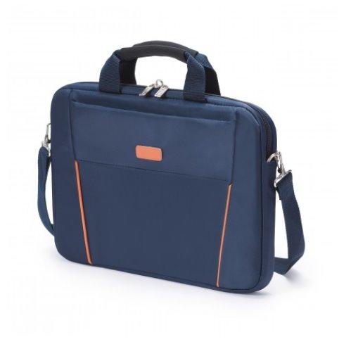 DICOTA_Slim Case BASE 14-15.6 blue/orange