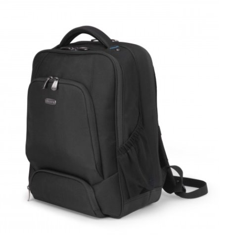 DICOTA_Multi Backpack PRO 13 - 15.6, Professional back with tried and tested functionality black