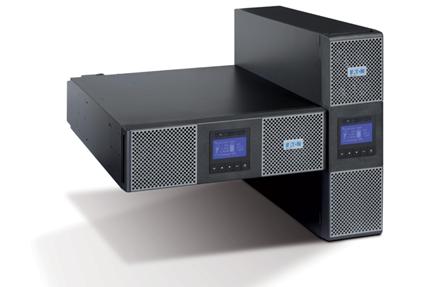 EATON UPS 1/1fáze, 9PX 3000i RT3U HotSwap IEC