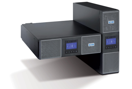 EATON UPS 1/1fáze, 9PX 2200i RT3U HotSwap IEC