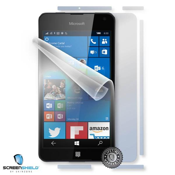 ScreenShield Microsoft Lumia 650 RM-1152 - Film for display + body protection