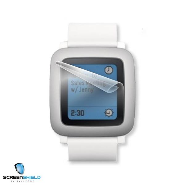 ScreenShield Pebble Time - Film for display protection