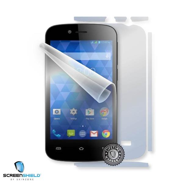 ScreenShield GigaByte Gsmart Essence 4 - Film for display + body protection