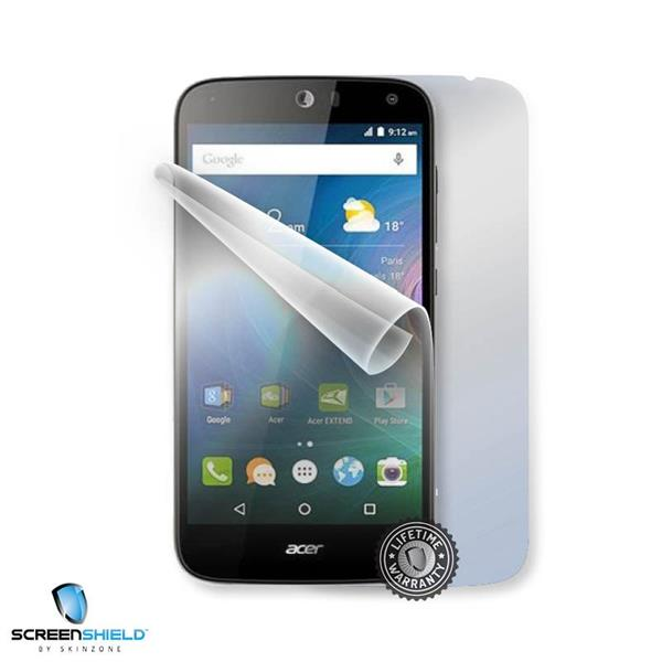 ScreenShield Acer Liquid Z630 - Film for display + body protection
