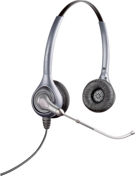 Plantronics SupraPlus HW361/A náhlavná súprava na obe uši