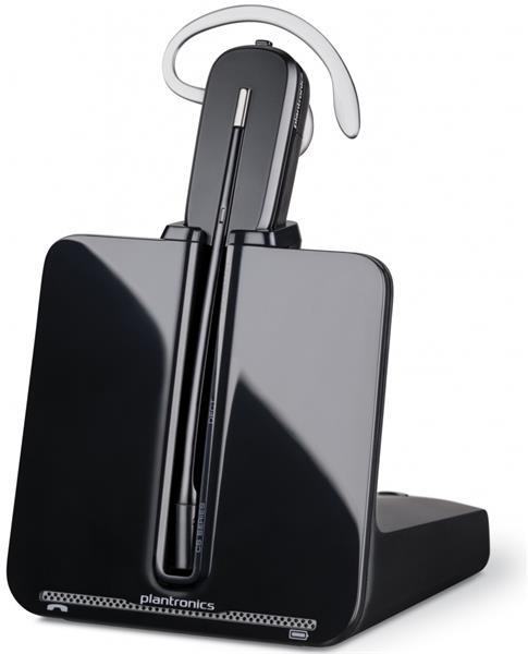 Plantronics SAVI W710/A, DECT bezdrôtová náhlavná súprava na jedno ucho so sponou