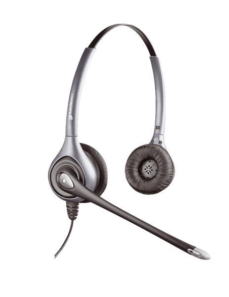 Plantronics SupraPlus HW361N/A náhlavná súprava na obe uši