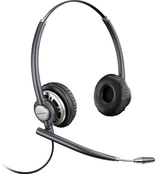 Plantronics ENCOREPRO 720 náhlavná súprava na obe uši so sponou