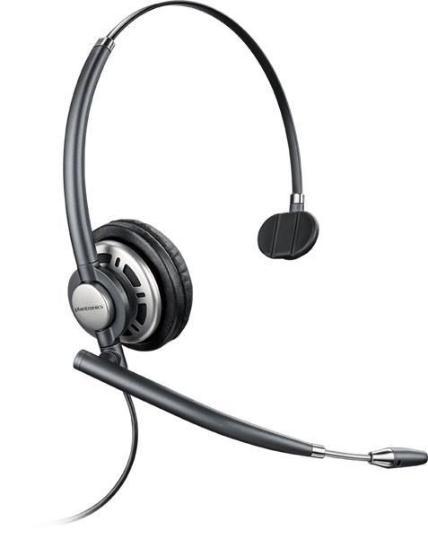 Plantronics ENCOREPRO HW710 náhlavná súprava na jedno ucho so sponou