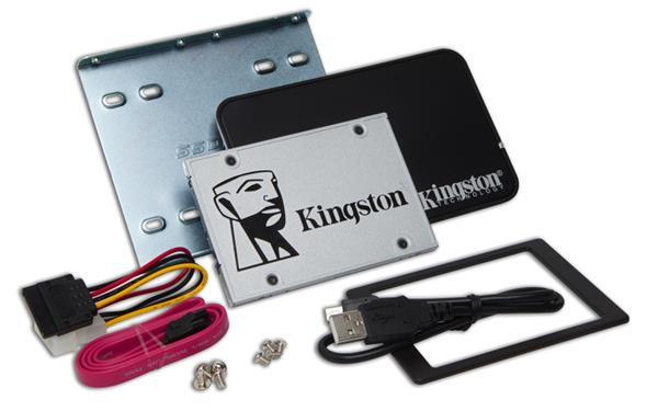Kingston 480GB SSDNow UV400 Series SATA3, 2.5