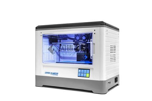 GEMBIRD 3D tlačiareň DREAMER FDM ABS/PLA/PVA vlákno. Dvojitá tryska